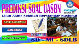 Soal Try Out Prediksi UASBN Bahasa Indonesia SD/MI 2018 ...