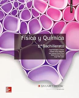 Libro Física y Química 1º Bachillerato Mc Graw Hill