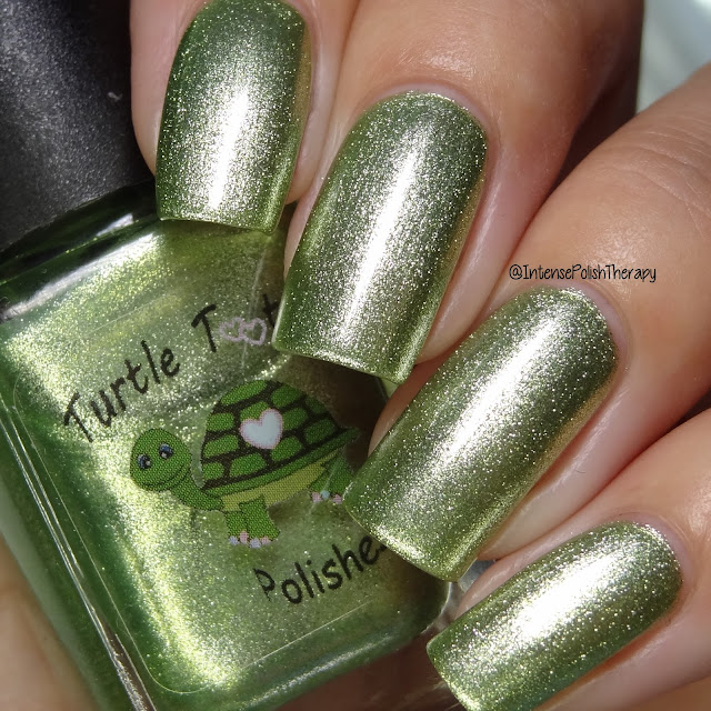 Turtle Tootsie Polishes - Sea Weeds