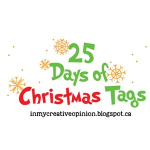 25 Days of Christmas Tags
