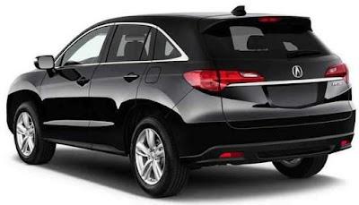 2017 Acura MDX Redesign