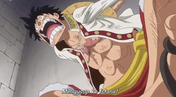 One Piece Episode 812 Subtitle Indonesia