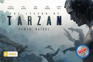 The Legend Of Tarzan (2016) HDRip