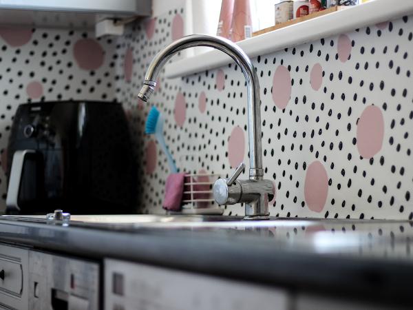 Unser Küchen-Umstyling mit Pixers! Inkl. Vorher/Nachher