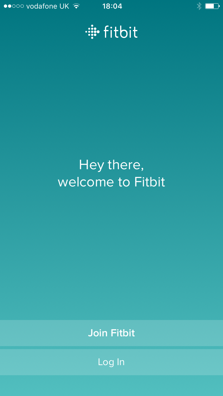 All good, No good: FitBit Charge 2 Fitness Activity Tracker Set Up