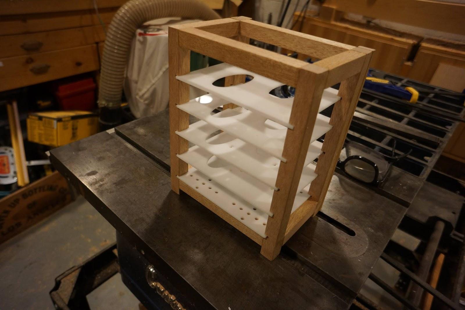 Sohliloquies: Making a Raspberry Pi Cluster's Rack