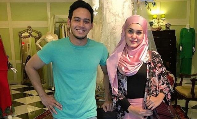 Mesra Dengan Uqasha Senrose, Tunang Hafidz Roshdi Cemburu