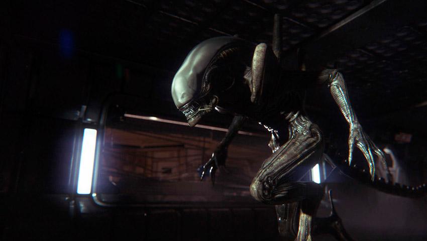 Inteligencia artificial del videojuego Alien: Isolation's