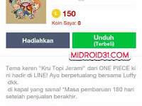 Download LINE Premium 7.7.0 Terbaru (LINE Mod All Tema Gratis)