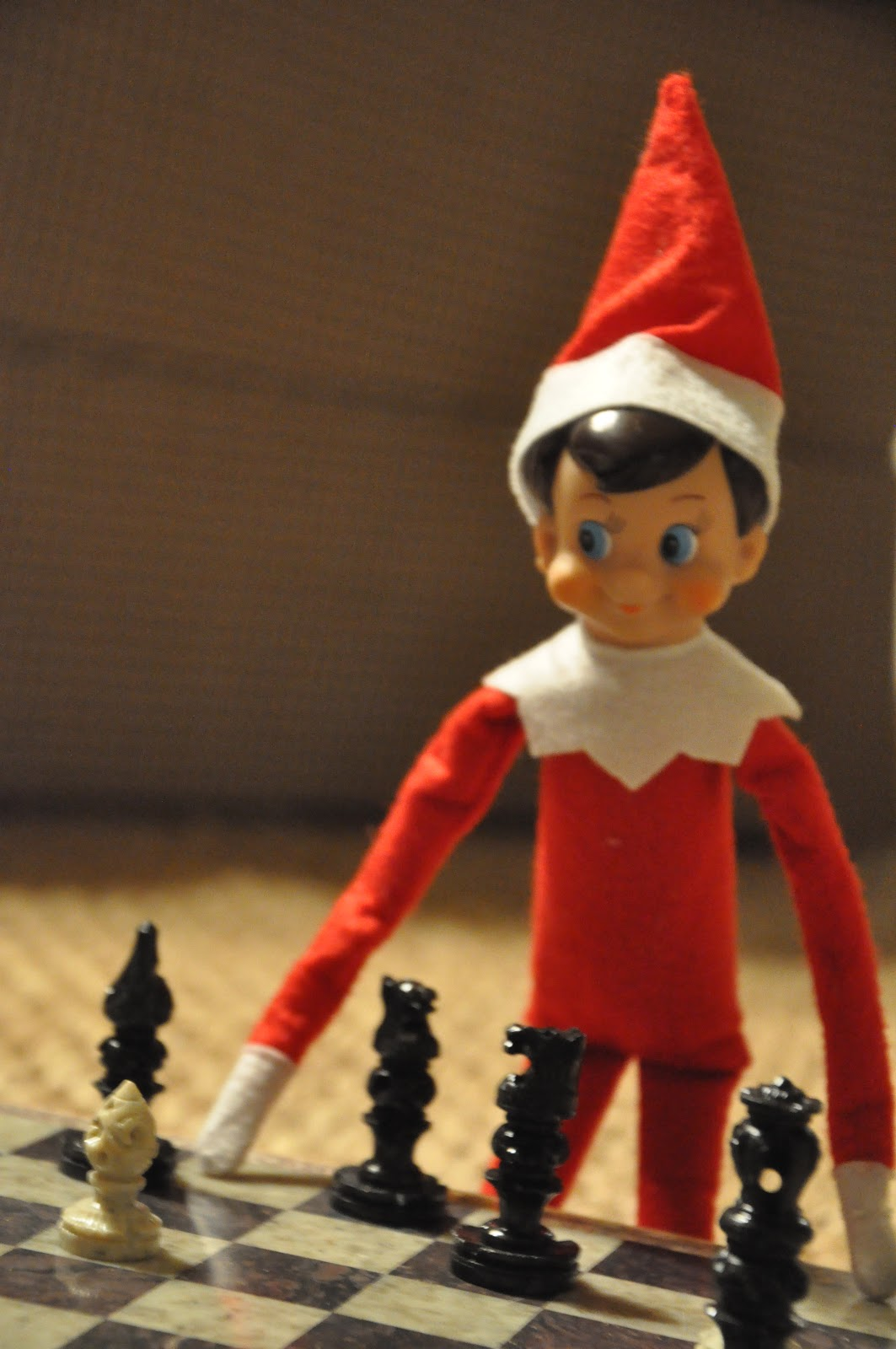 The Little Nook Elf On A Shelf Contest