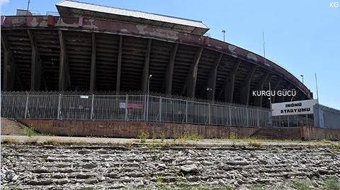 Türkiye'nin En Büyük Futbol Stadyumu - Cebeci İnönü Stadyumu - Kurgu Gücü