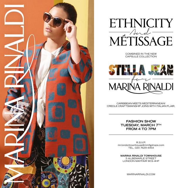 Stella Jean x Marina Rinaldi Party