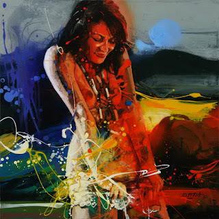 pintura-mujeres-mucho-colorido