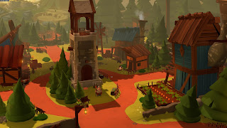 Mages of Mystralia HD Background