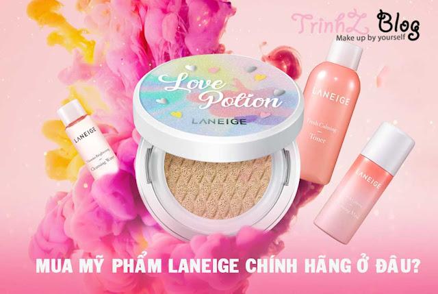 my pham laneige chinh hang