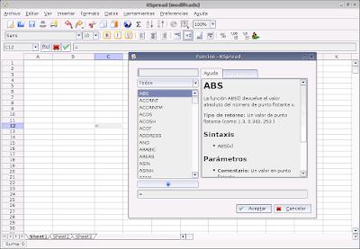 Macam-macam software pengolah angka atau spreadsheet
