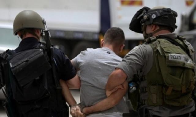 الاحتلال الاسرائيلي يعتقل شابا من جنين