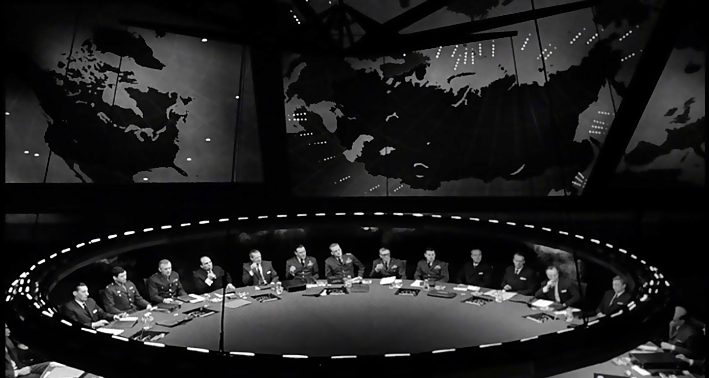 dr.strangelove cold war essay Essay editing services  comparison of catch-22 and dr strangelove anonymous  the futility of human existence in the cold war era:.
