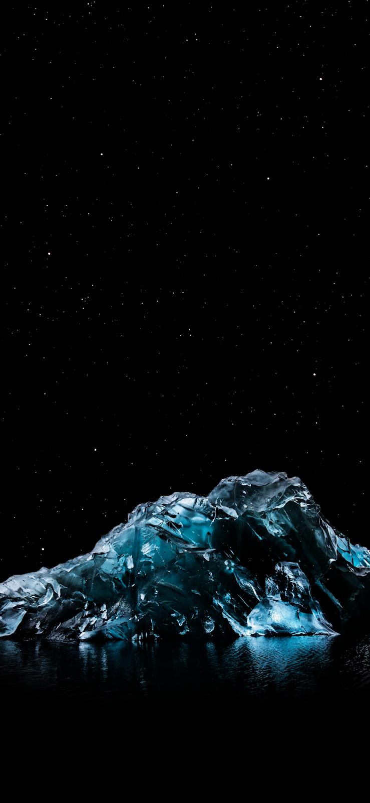 Midnight Glacier