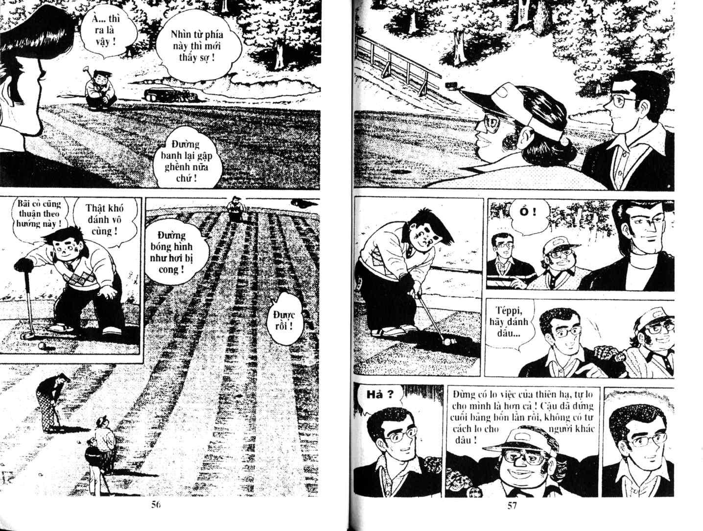 Ashita Tenki ni Naare chapter 12 trang 27