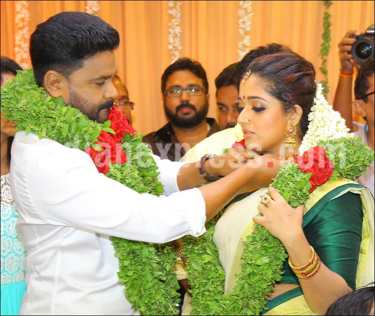 Recent Political Issues In Kerala Dileep And Kavya -2662