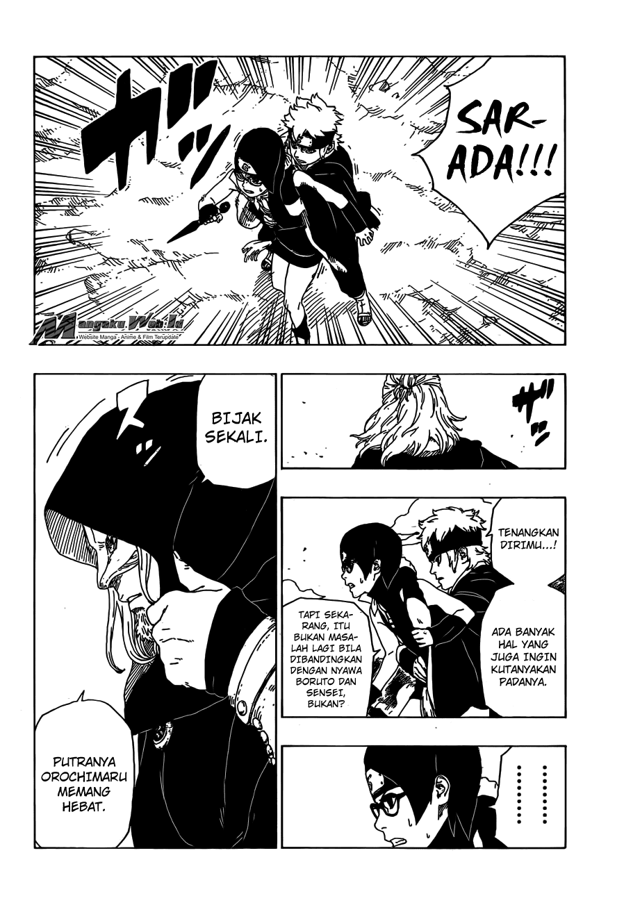 Mangaku Boruto Chapter 31 : mangaku, boruto, chapter, Komik, Boruto, Manga, Berita, Anime
