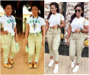 Tragic as Female NYSC member dies in car accident while going for her final clearance