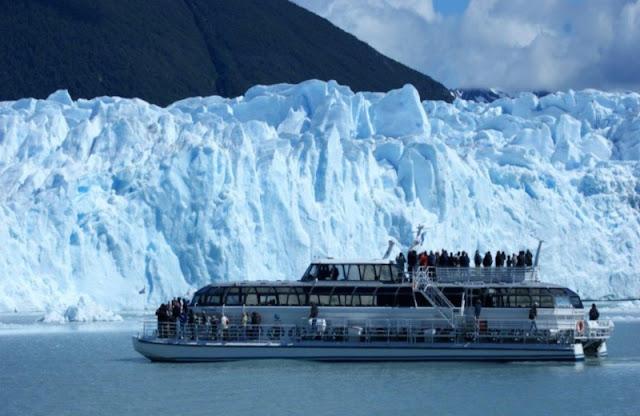Safari Náutico no Parque Nacional Los Glaciares em El Calafate