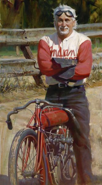 Racing Cafè: Motorcycle Art  David Uhl #2
