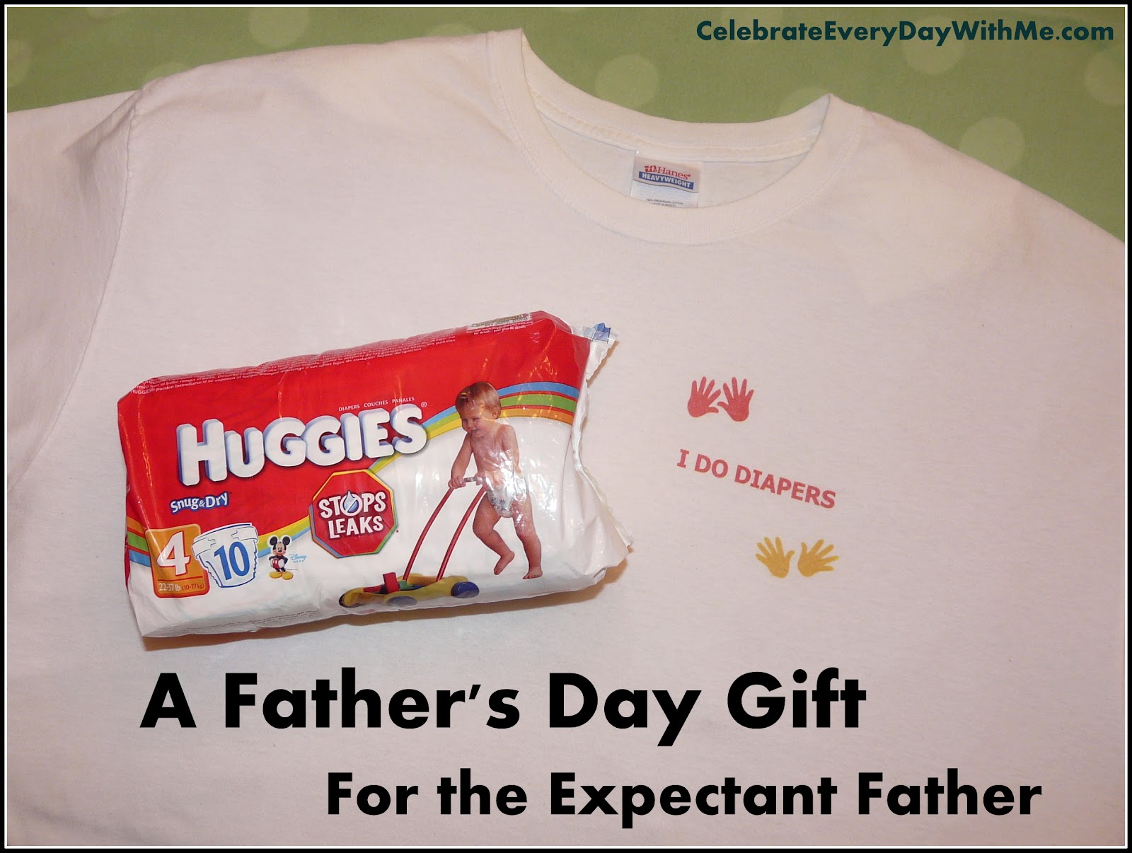 A Father's Day Gift For The Expectant Father