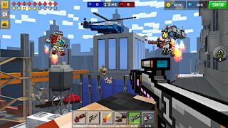 Pixel Gun 3D Mod Apk Unlimited Ammo
