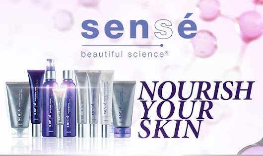 A Closer Look at the Science of Sense™ Skin Care - featured on Dr. Oz