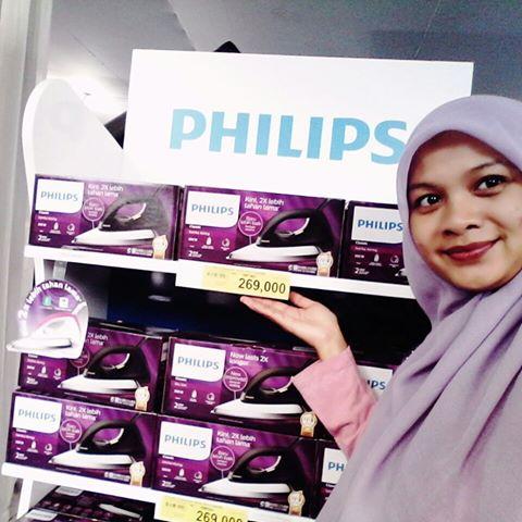 Harga Setrika Philips HD 1173