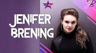 Jenifer Brening | San Marino | Eurovision 2018