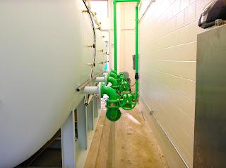 Backwashing System