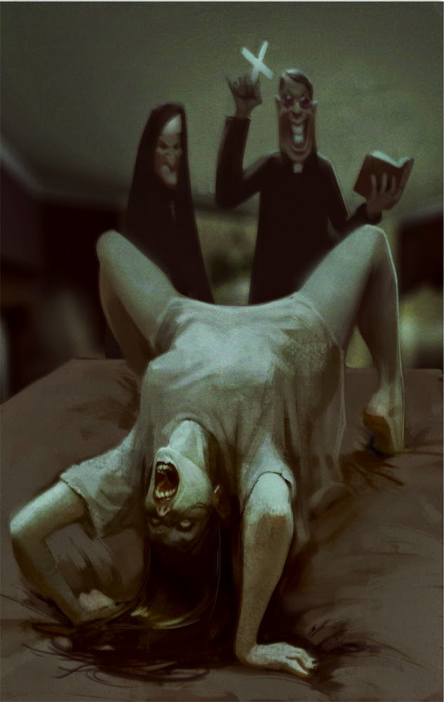 exorcismo, rituale romanum, ritual romano