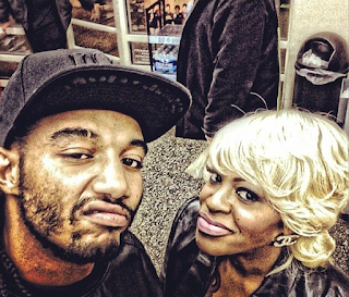 Lil Mo's Cheating Husband Karl Dynamite Dargan