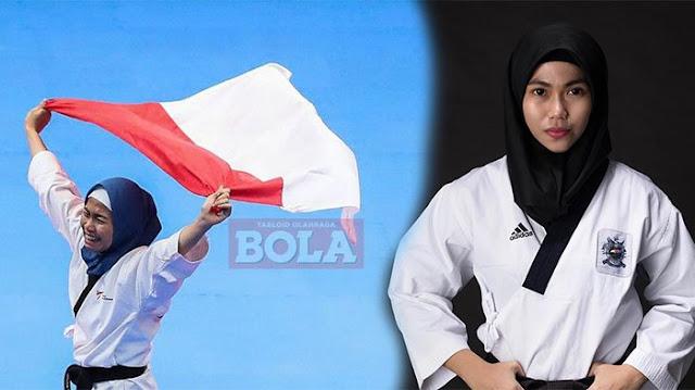 Sumbang Medali Emas Pertama untuk Indonesia, Defia Teteskan Air Mata
