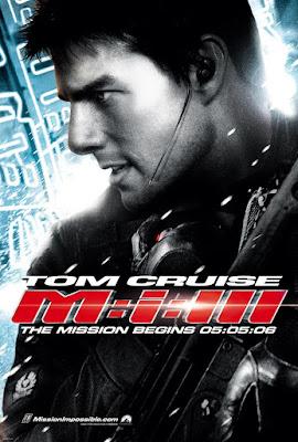 m:i 3 tom cruise film recenzja simon pegg maggie q