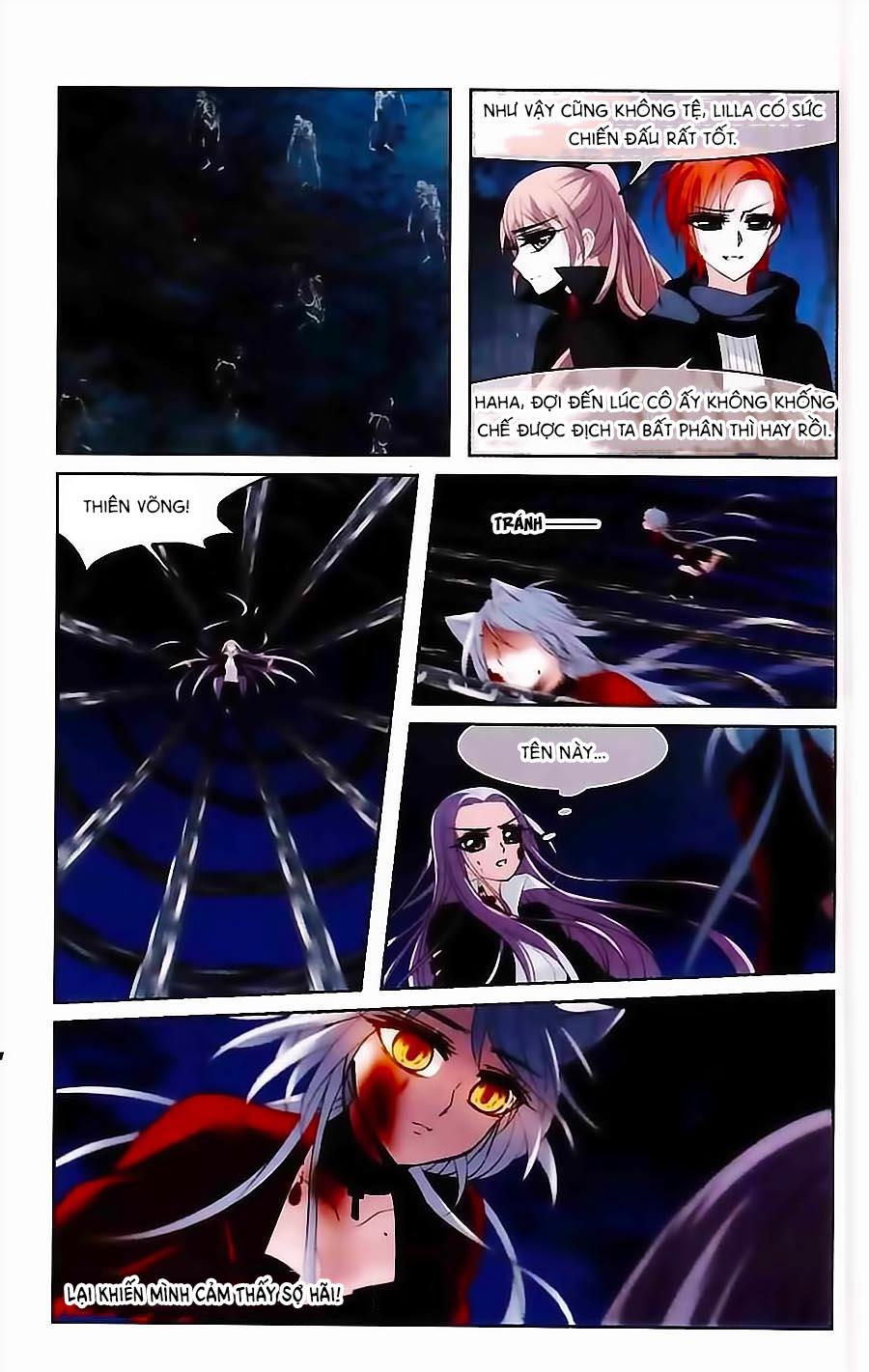 Huyết Tộc Cấm Vực chap 64 page 4 - IZTruyenTranh.com