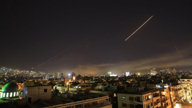 Estados Unidos ataca a Siria