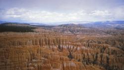 Bryce Canyon (vom Dia eingesannt)...