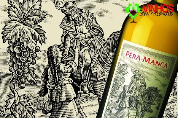 vinho branco pêra-manca