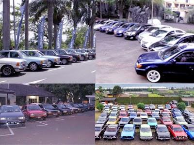Inilah Alamat dan Kontak Komunitas Mobil di Bandung