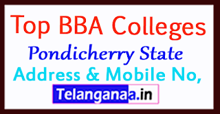 Top BBA Colleges in Pondicherry