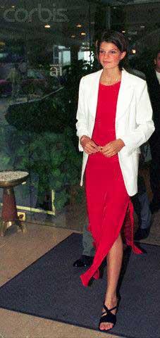 Athina Onassis jovem