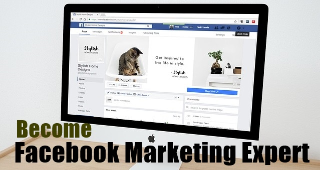 How to Become a Facebook Marketing Expert