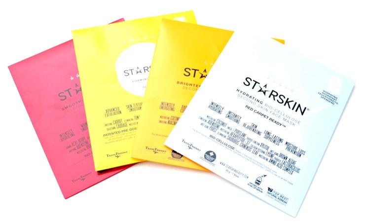 Mascarillas StarSkin, exclusivas en Perfumerías Douglas