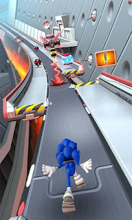 Sonic Dash 2: Sonic Boom Rings Infinitos