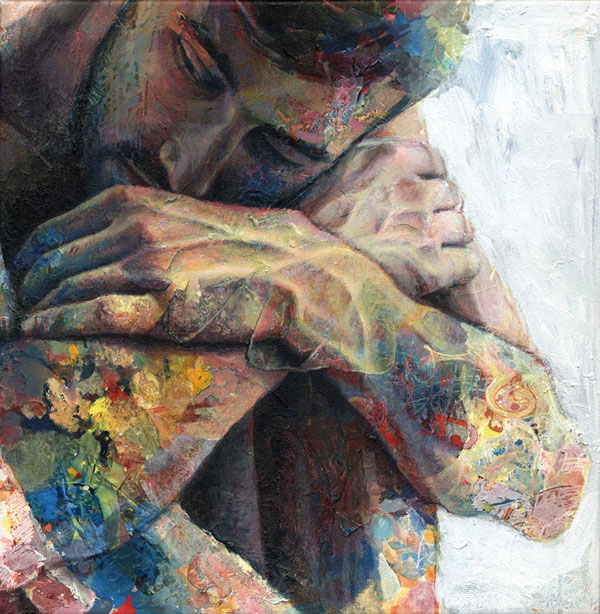 Paintings by David Agenjo 2